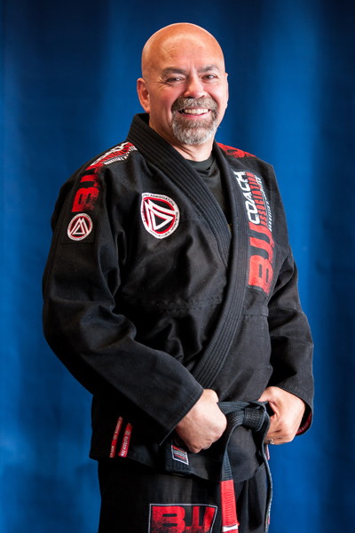 Martin Zartuche is a Brazilian Jiu-jitsu Black Belt at Corral's Martial Arts