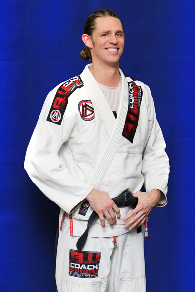 Aaron Kreke is a Brazilian Jiu-jitsu Black Belt at Corral's Martial Arts