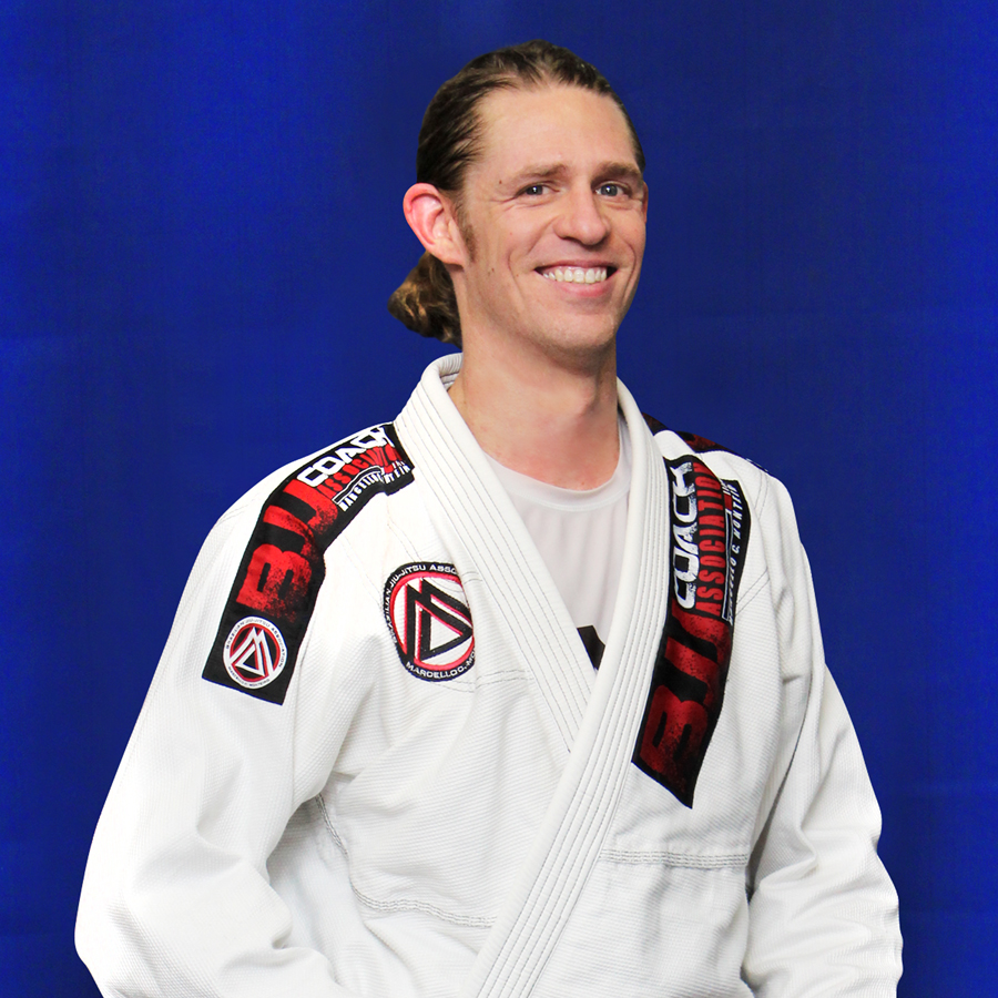 Aaron Kreke is a Brazilian Jiu-jitsu Black Belt at Corral's Martial Arts