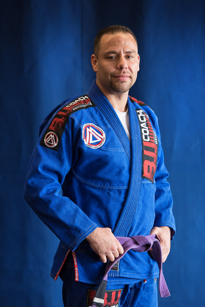 Fabian Jimenez is a Brazilian Jiu-jitsu Brown Belt at Corral's Martial Arts