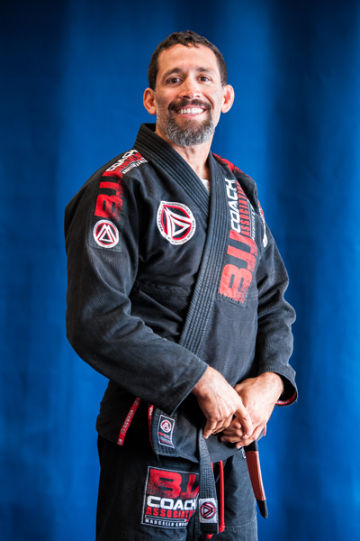 Paul Gonzalez is a Brazilian Jiu-jitsu Black Belt at Corral's Martial Arts