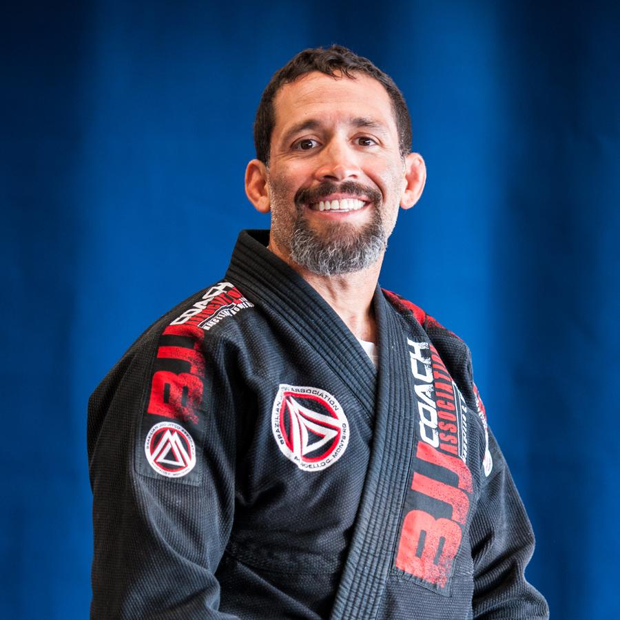 Paul Gonzalez is a Brazilian Jiu-jitsu Black Belt at Corral's Martial Arts