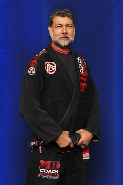 Corral's Martial Arts owner, Braulio Corral, is a Brazilian Jiu-jitsu Black Belt