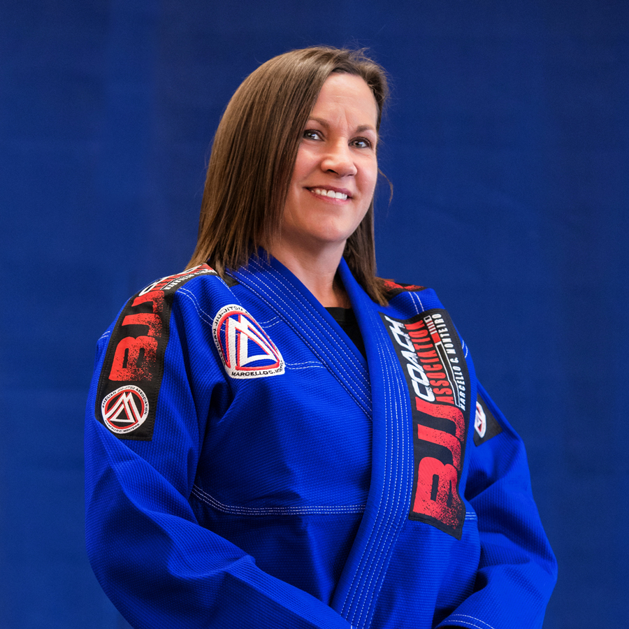 Joyce Zartuche is a Brazilian Jiu-jitsu Brown Belt at Corral's Martial Arts
