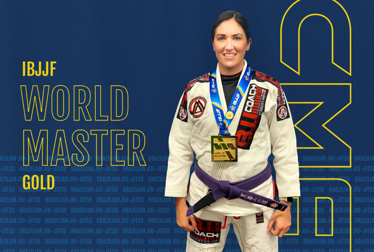 2019 IBJJF World Master Champion, Brianne Corral