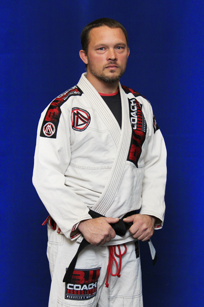 Keith Loudenber is a Brazilian Jiu-jitsu Black Belt at Corral's Martial Arts