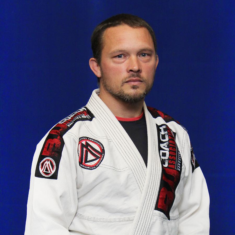 Keith Loudenber is a Brazilian Jiu-jitsu Black Belt at Corral's Martial Arts